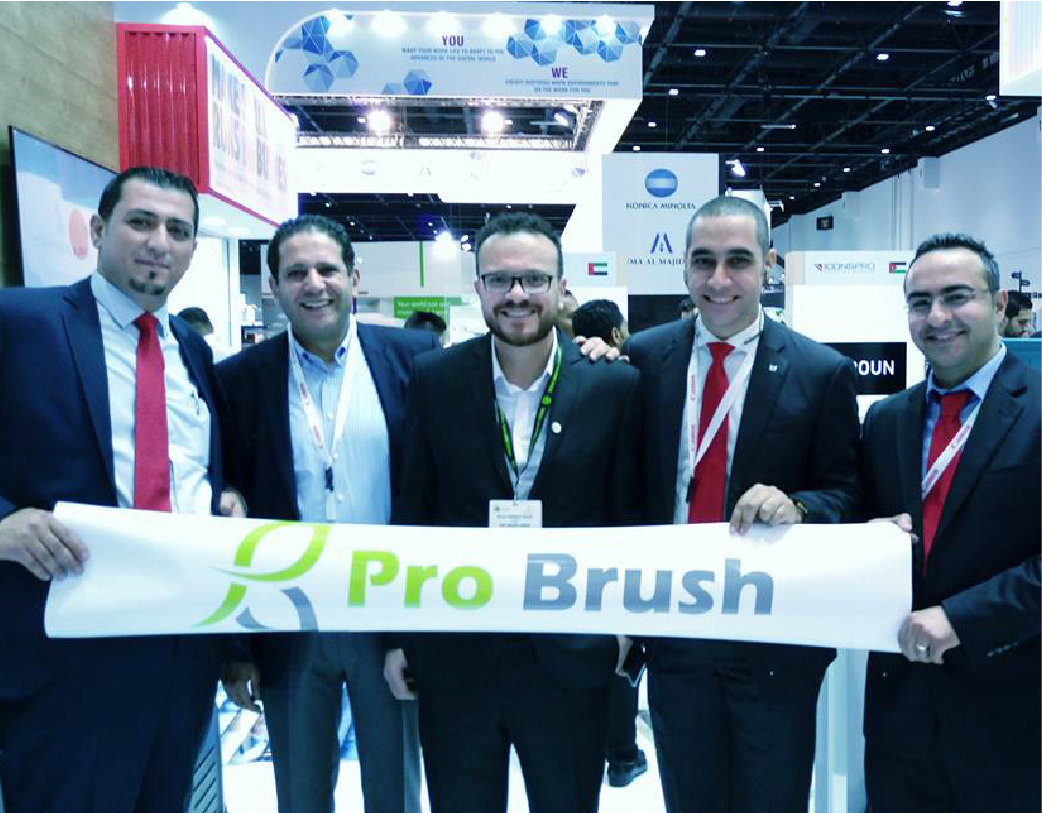 Printing Exhibition in Dubai 2017