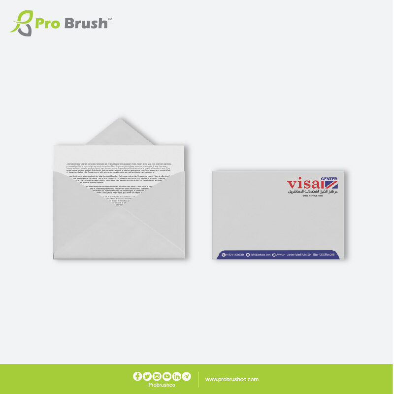 Envelopes A5