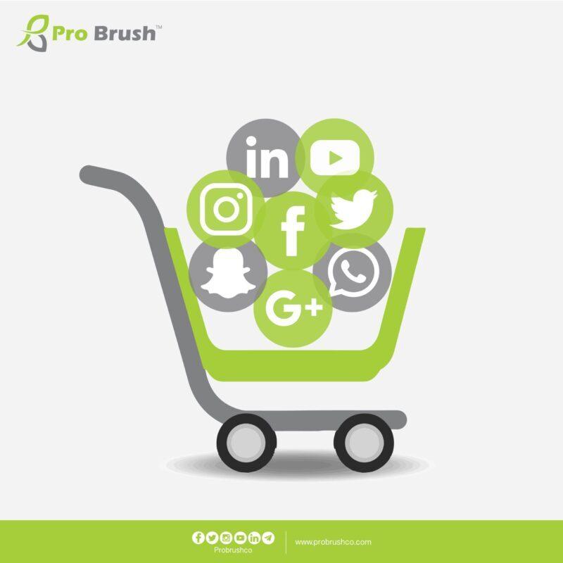 تصميم حزمة مناسبات – مواقع تواصل اجتماعي